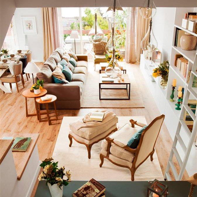 C mo decorar tu piso o tu casa - Juegos de decoracion de casas grandes ...