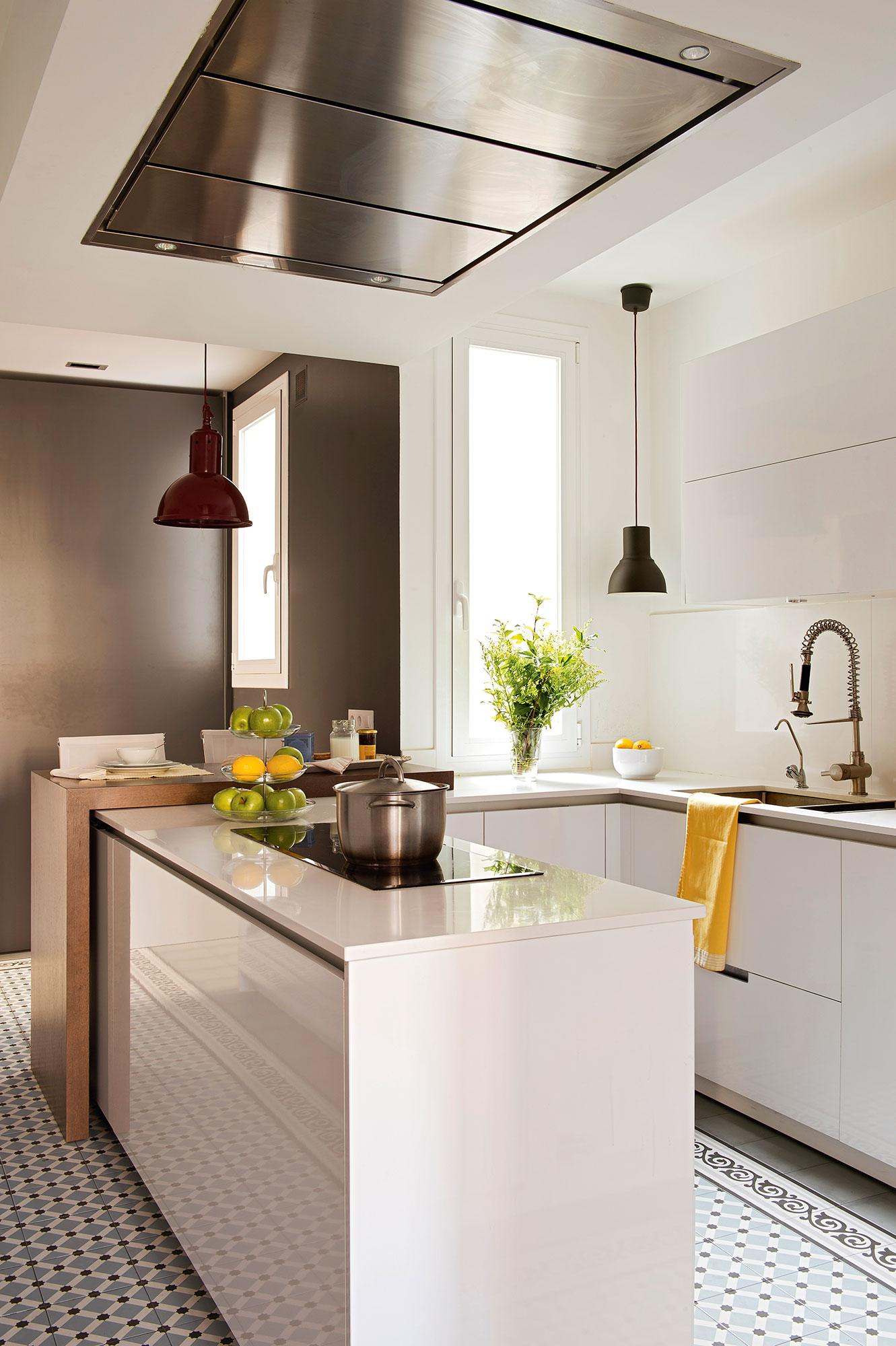 L mparas for Cocinas super modernas