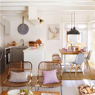 Mesas de comedor for Muebles para cocina comedor