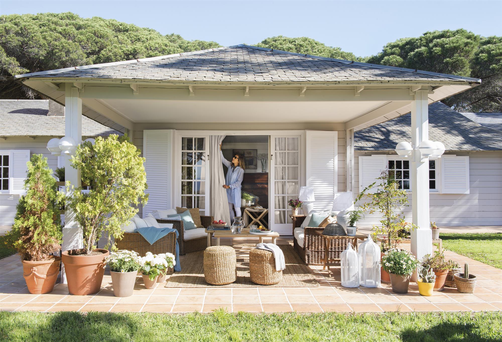 Los mejores muebles de terraza y jard n de el mueble - El mueble jardines ...