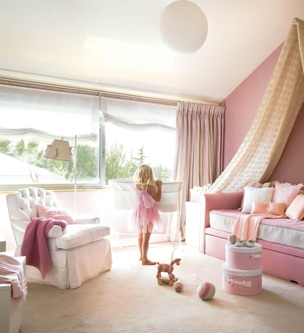 Ideas para mini habitaciones de ni os - Dormitorios infantiles con encanto ...