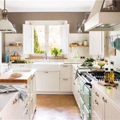 Muebles de cocina elmueble - Decoracion paredes cocinas modernas ...