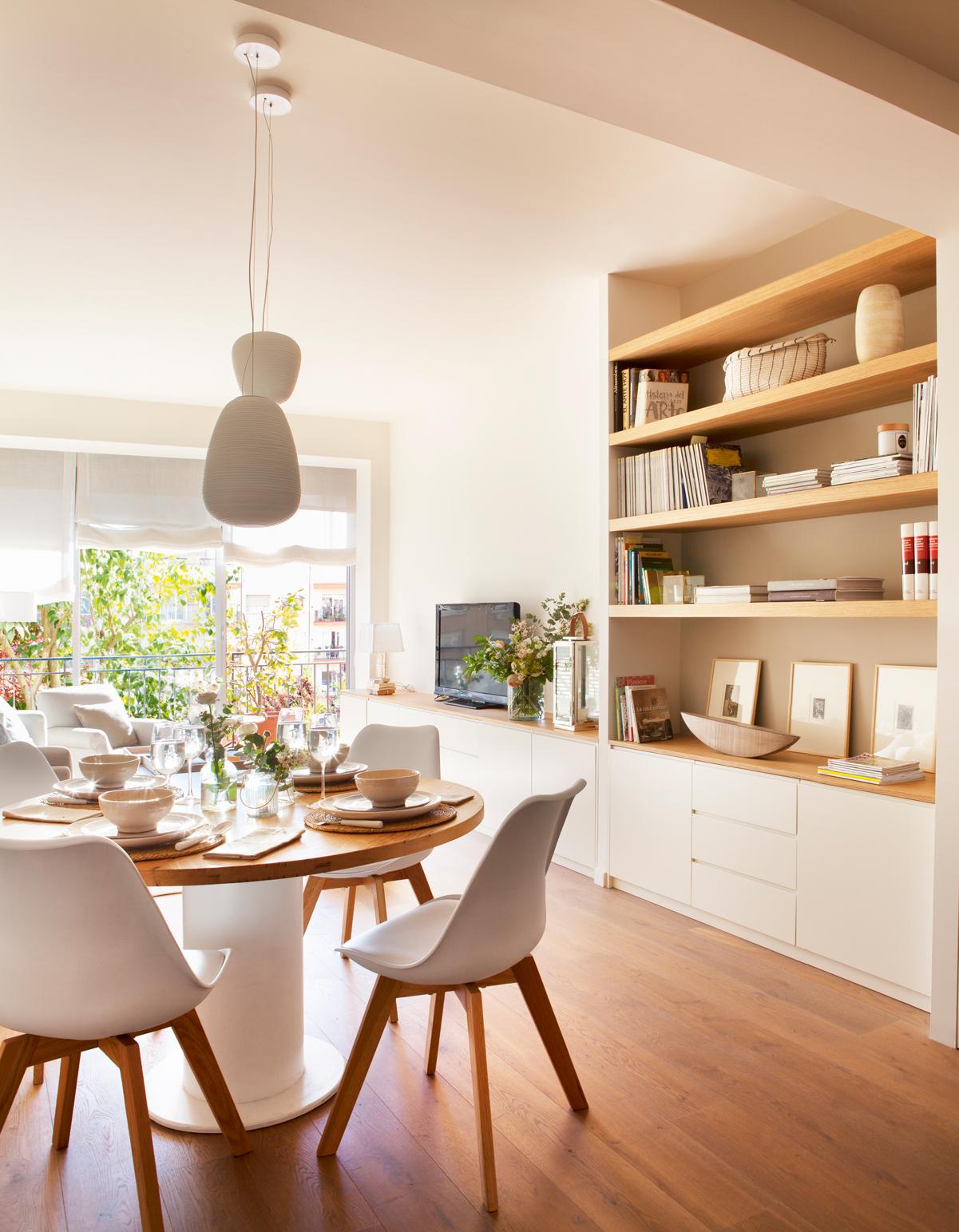 Muebles a medida gana metros y almac n for Medidas de muebles de una casa