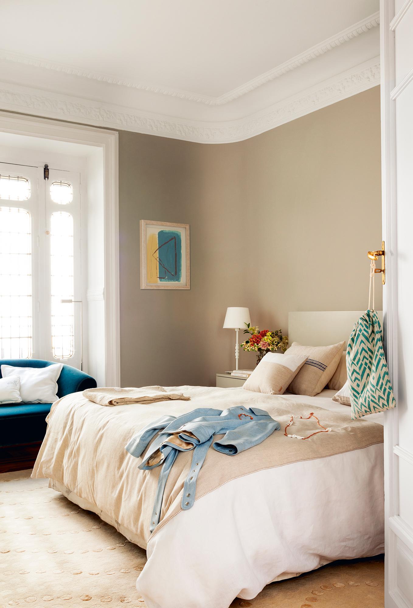 20 dormitorios de todos los estilos - Sofa dormitorio ...