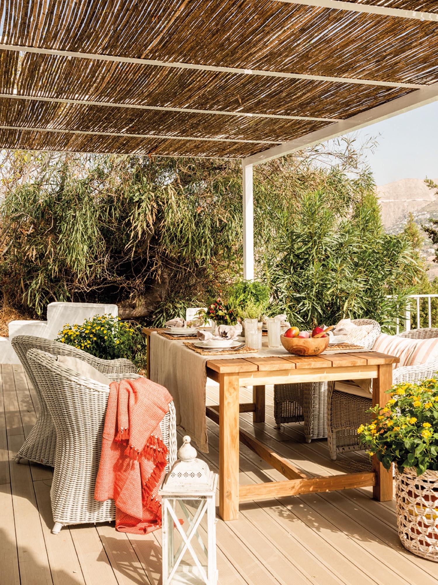 Consejos para poner a punto la terraza Como disenar una terraza