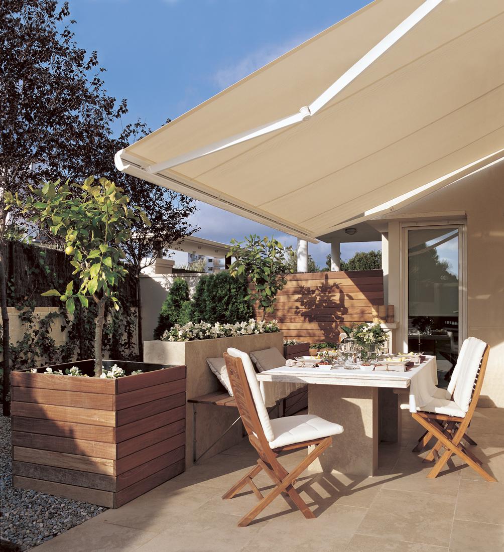 Consejos para poner a punto la terraza - Jardineras para terrazas ...