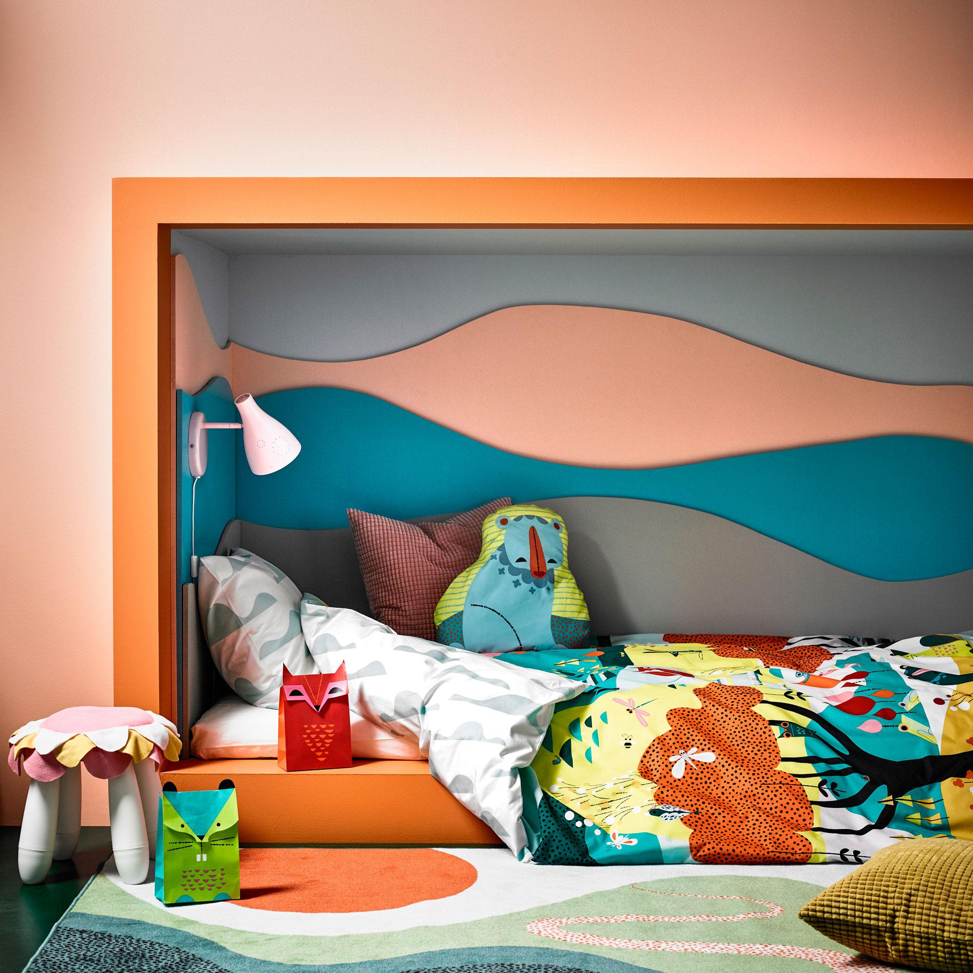 Planes e ideas para un fin de semana muy deco - Ikea serrano temporary dormitorios madrid ...