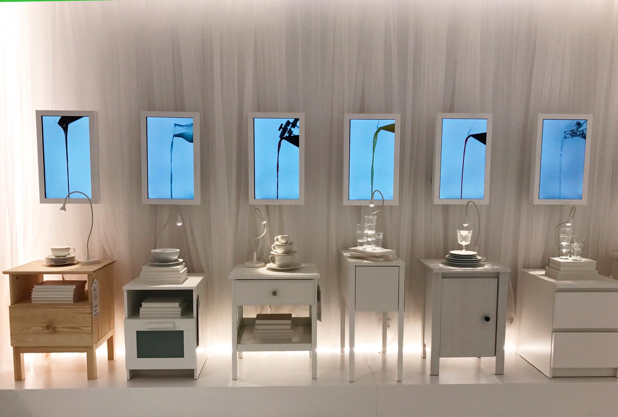 Ikea abre en madrid una tienda ef mera dedicada al dormitorio - Ikea serrano temporary dormitorios madrid ...