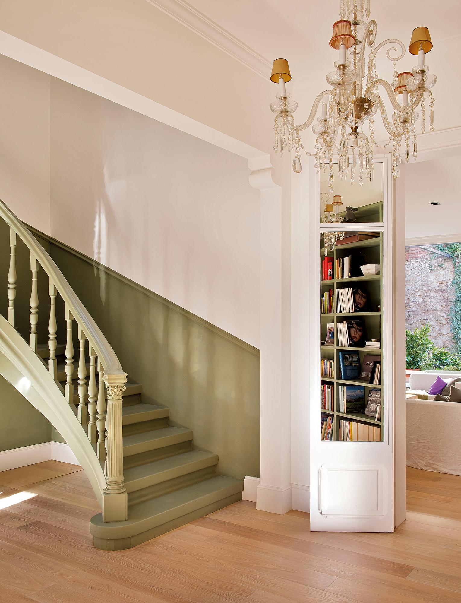 Escaleras: cómo planificarlas con acierto