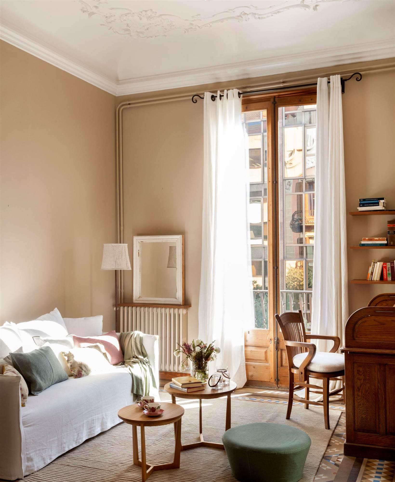 los efectos de la pintura y la forma de pintar en la decoraci n. Black Bedroom Furniture Sets. Home Design Ideas
