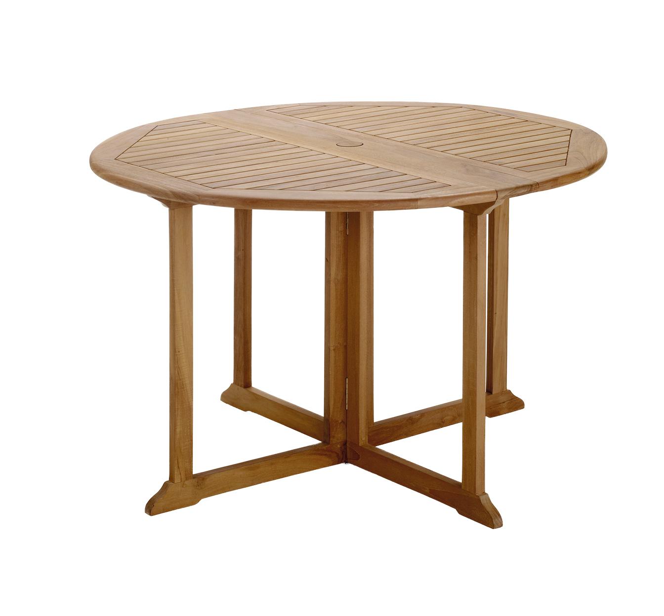 Muebles y complementos para disfrutar del exterior - Mesas madera exterior ...