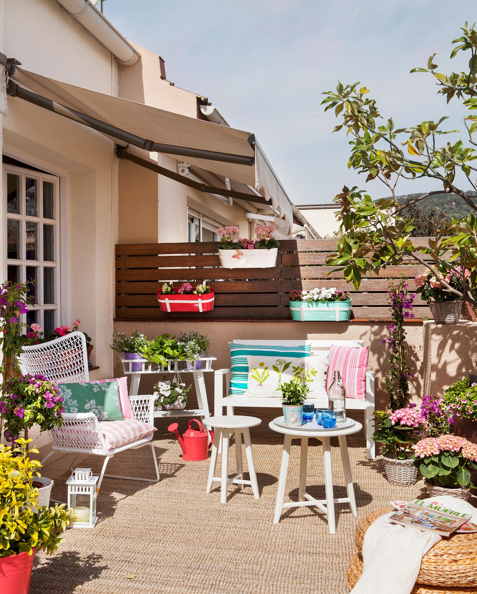 Cerramientos de terrazas leroy merlin for Muebles de terraza leroy merlin