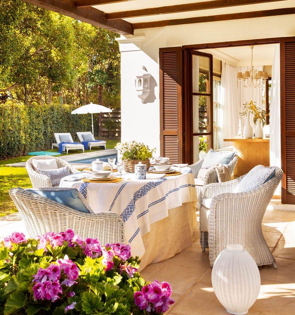 Muebles y complementos para disfrutar del exterior for Muebles y complementos