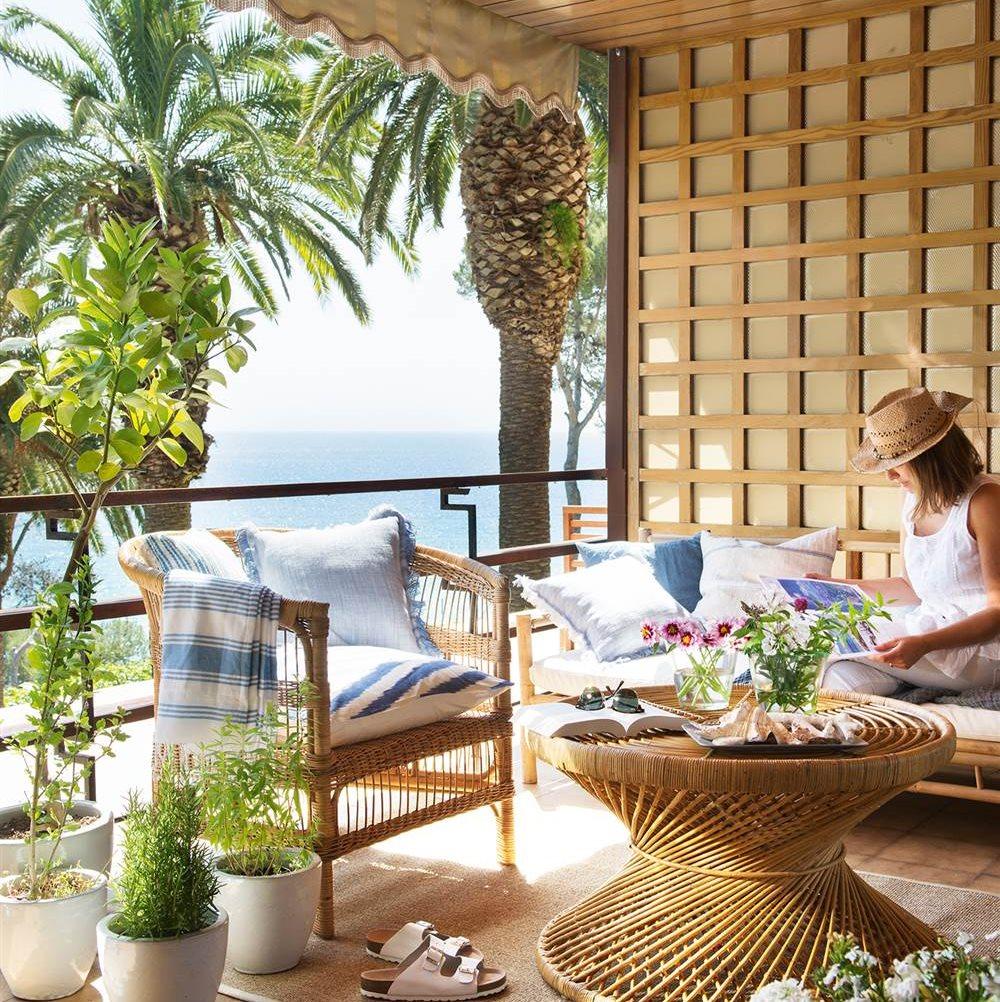 Bancos para terrazas mesa con bancos para terraza un - Bancos para terraza ...