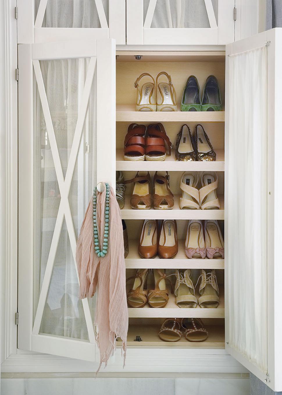 Aprende A Guardar Bien Tus Zapatos ~ Cajas Transparentes Para Zapatos