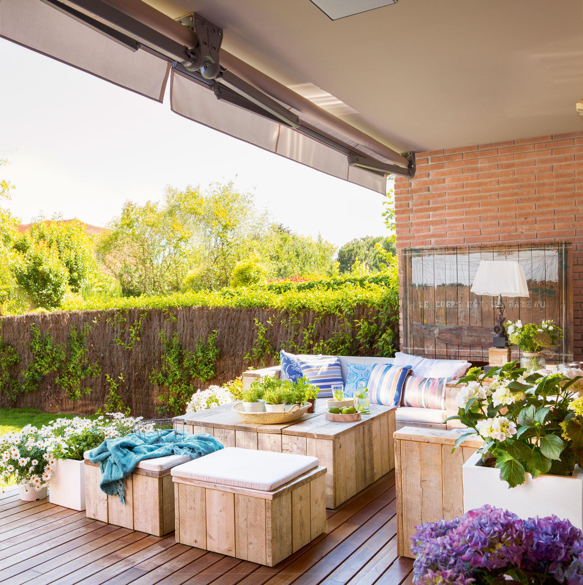 Crear un rinc n chill out en casa - Muebles chill out ...