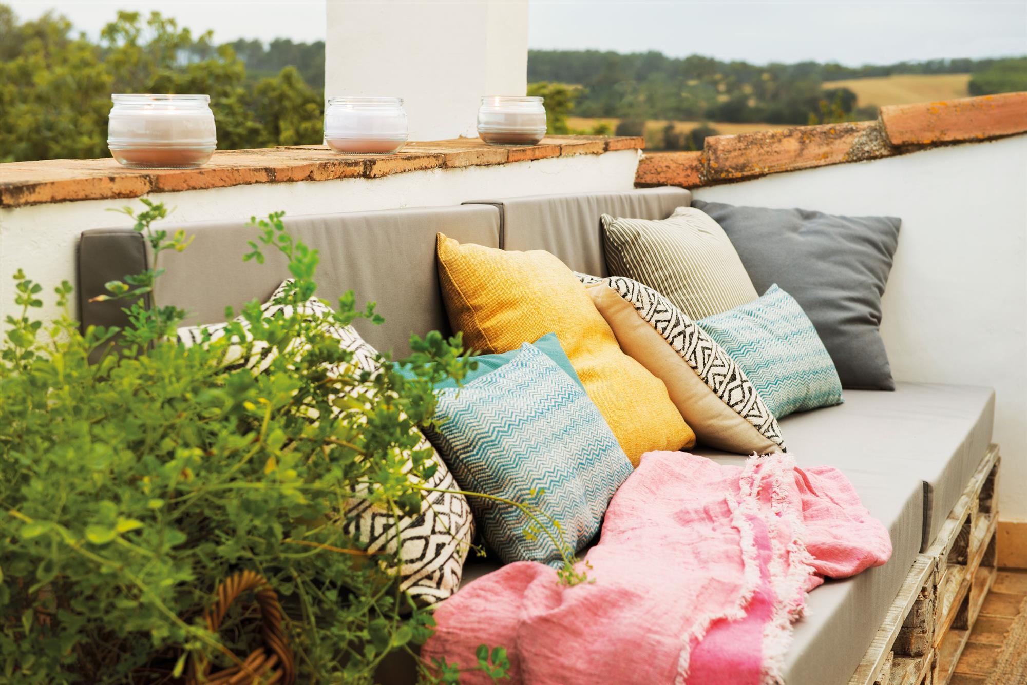 Cómo crear un rincón chill out en casa