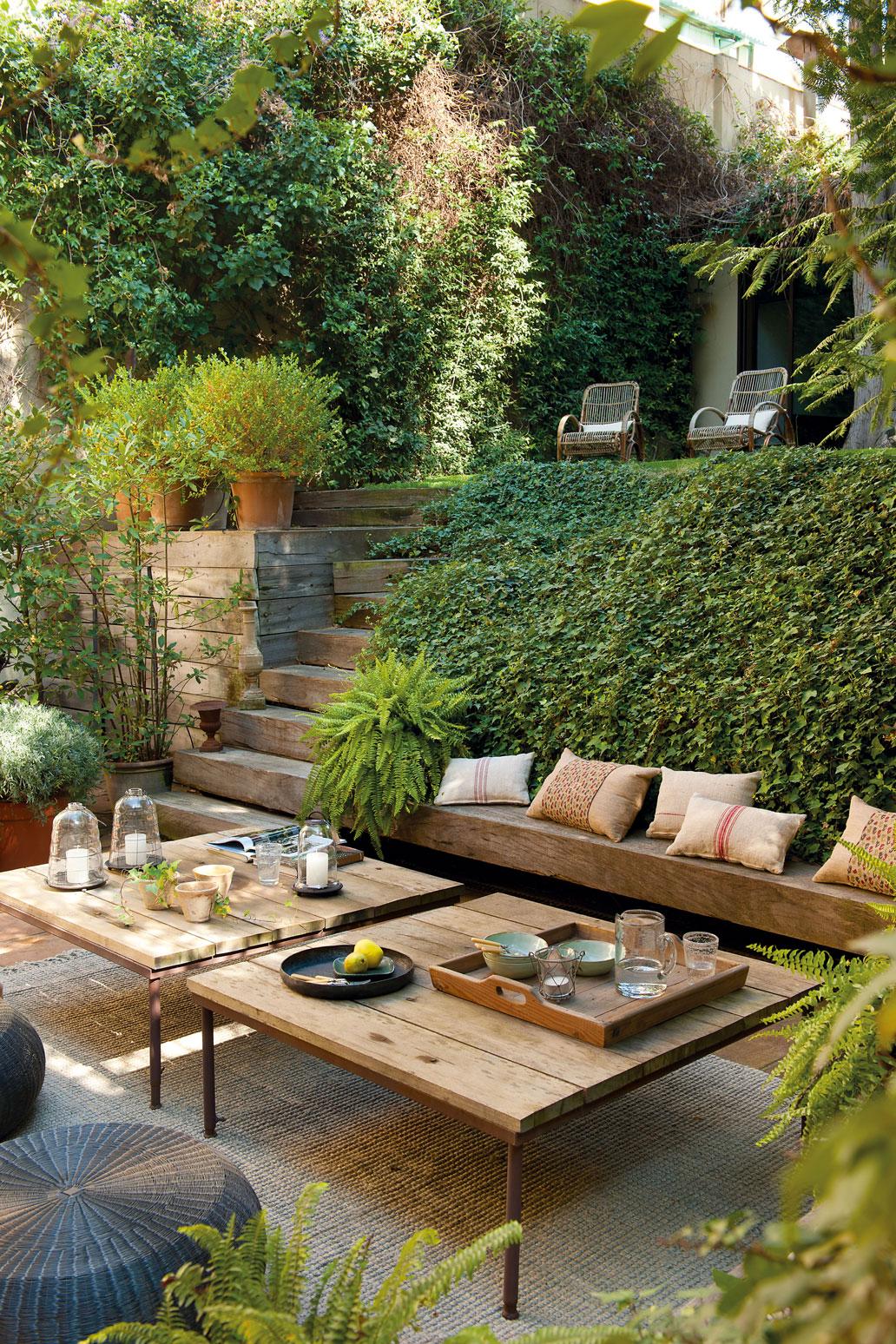 crear un rincón chill out en casa
