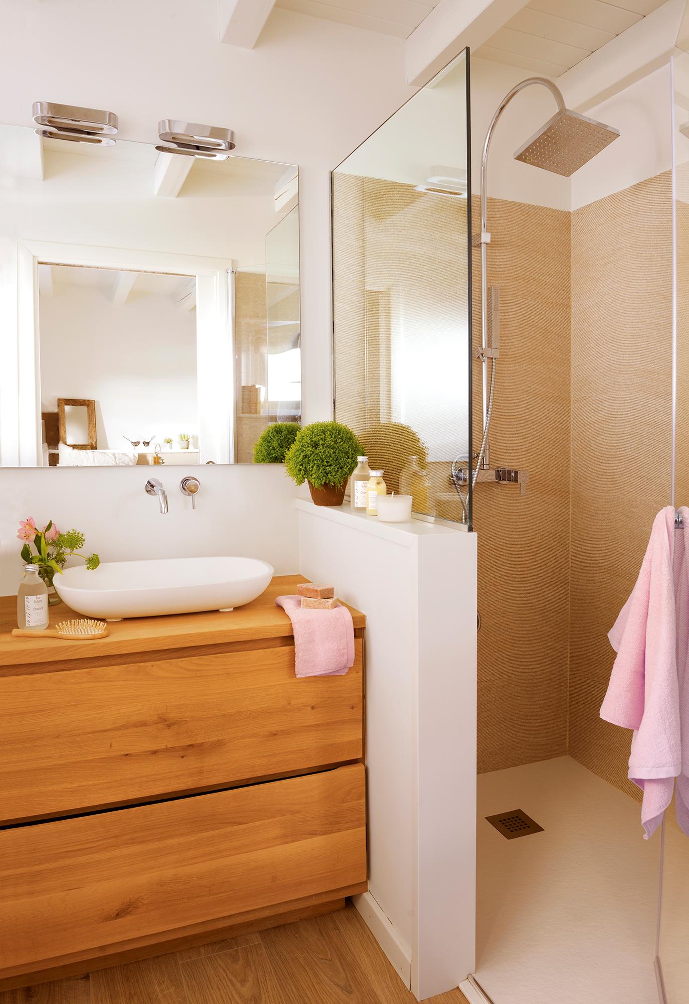 Baños Con Ducha Y Bañera   Banera O Ducha Pros Y Contras Y Claves Para Elegir