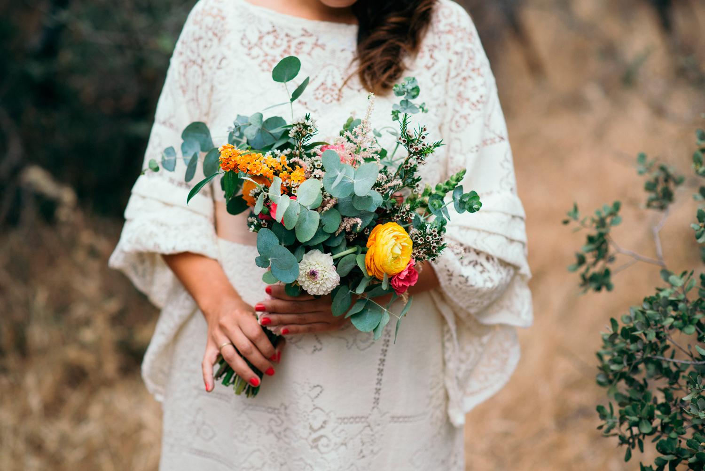 Entrevista a Flores en el Columpio