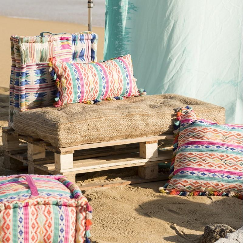 Tendencias de verano en textiles de exterior - Calma house cojines ...