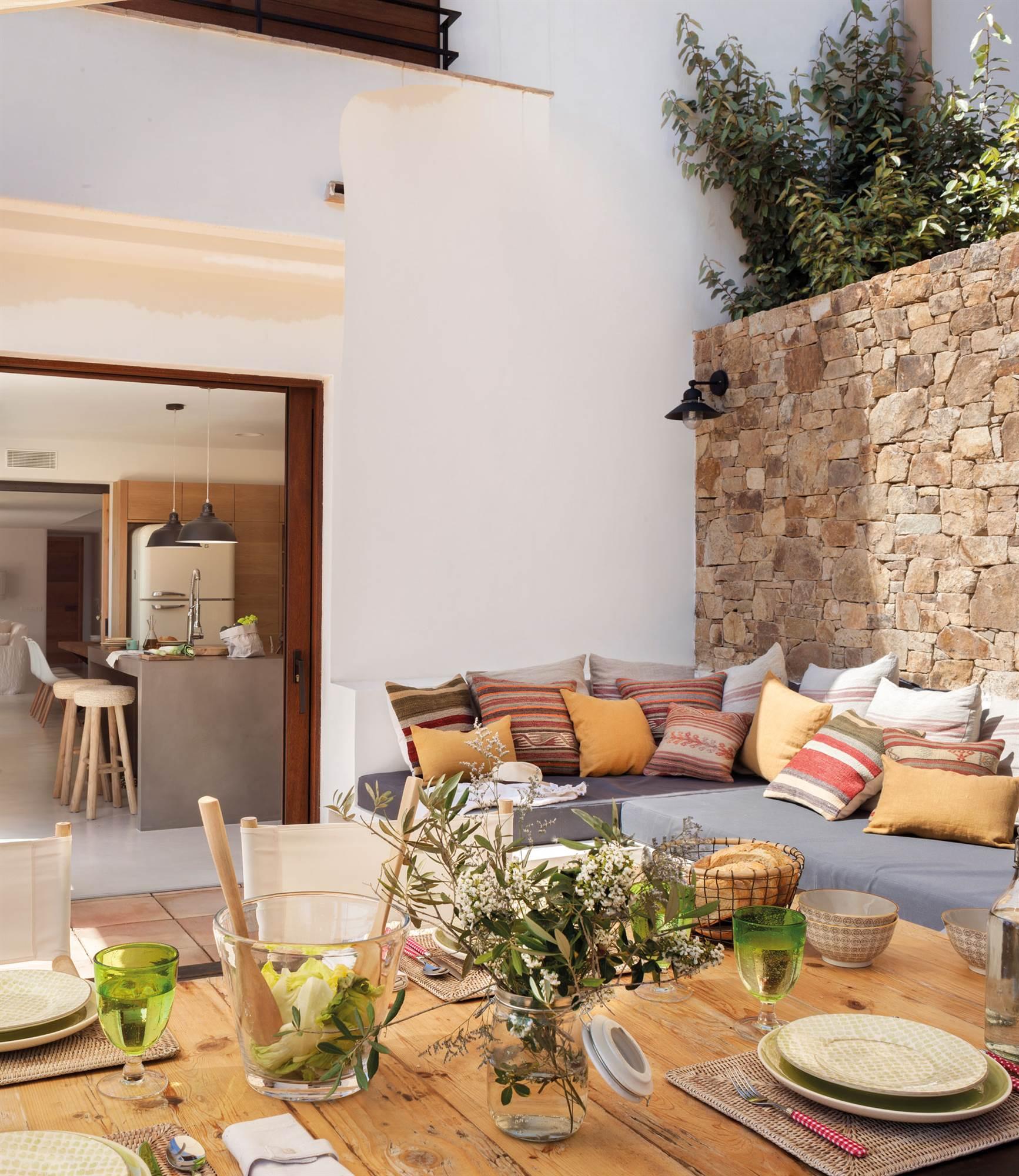 Terrazas muebles mesas e ideas para tu terraza el mueble - Rincon chill out ...