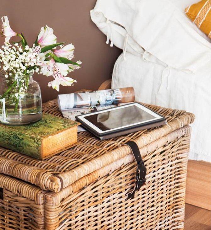 14 apps que te ayudaran a decorar tu casa con el m vil o - Adornar cestas de mimbre ...