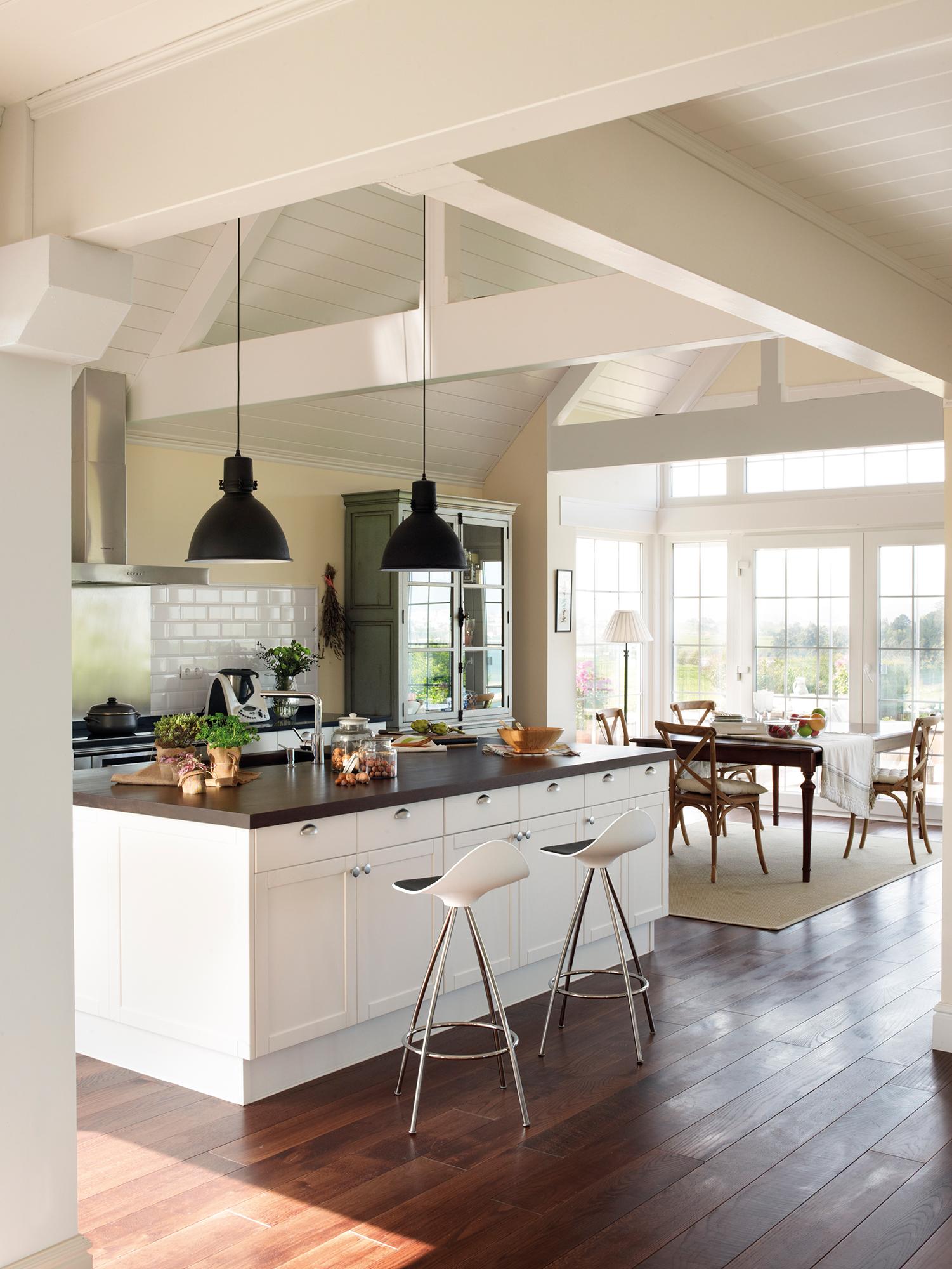 Muebles de cocina elmueble for Cocinas con muebles