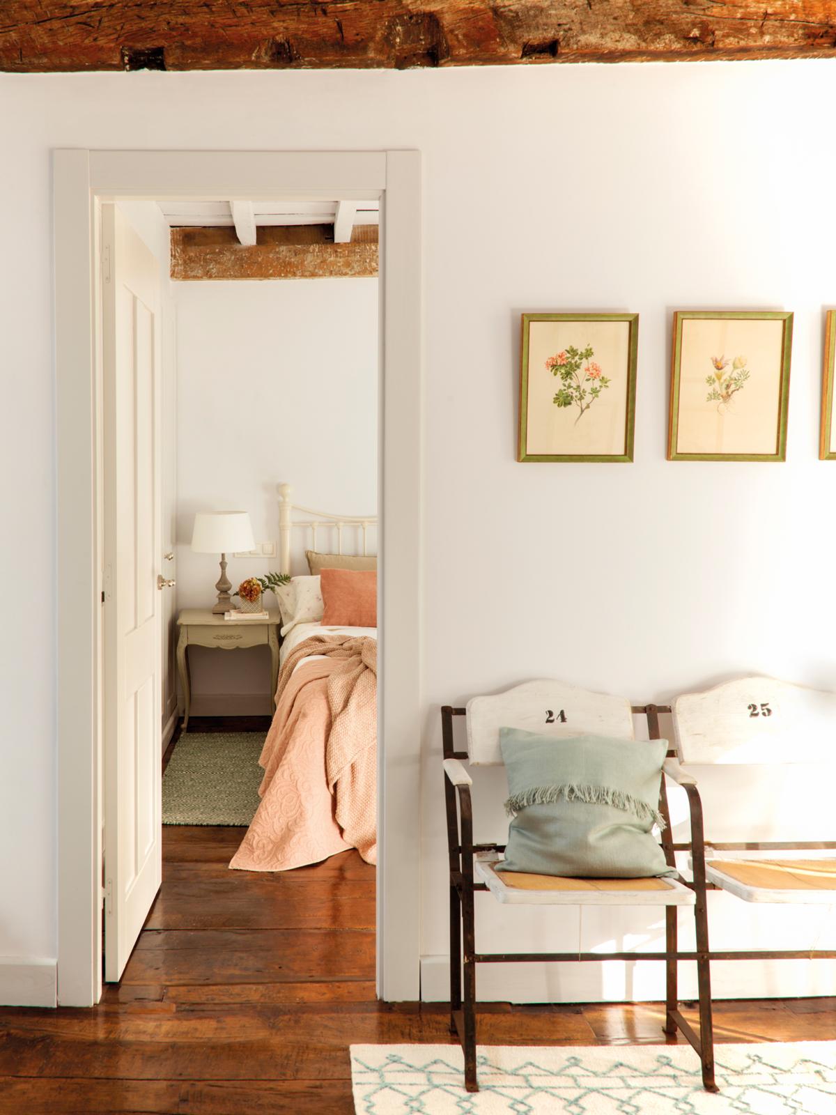 Decora tu dormitorio con estilo vintage - Dormitorios vintage modernos ...