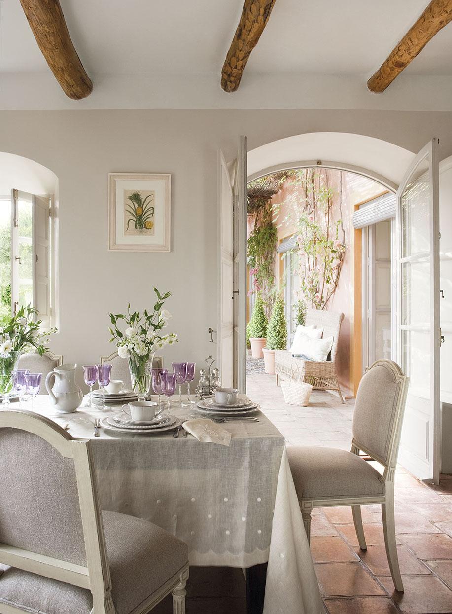 Decoraci n cl sica en una casa andaluza for Decoracion casa estilo andaluz