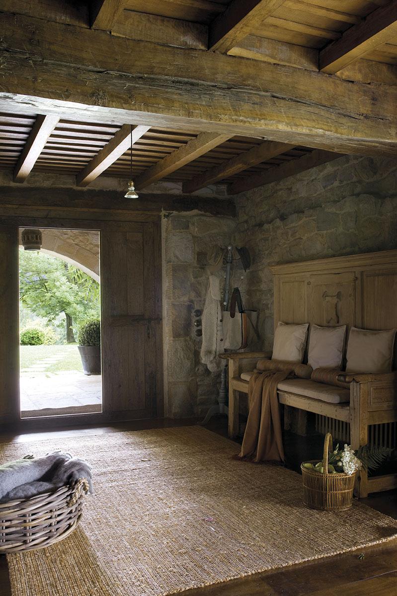 Una casa r stica en cantabria for Entradas de casas rusticas