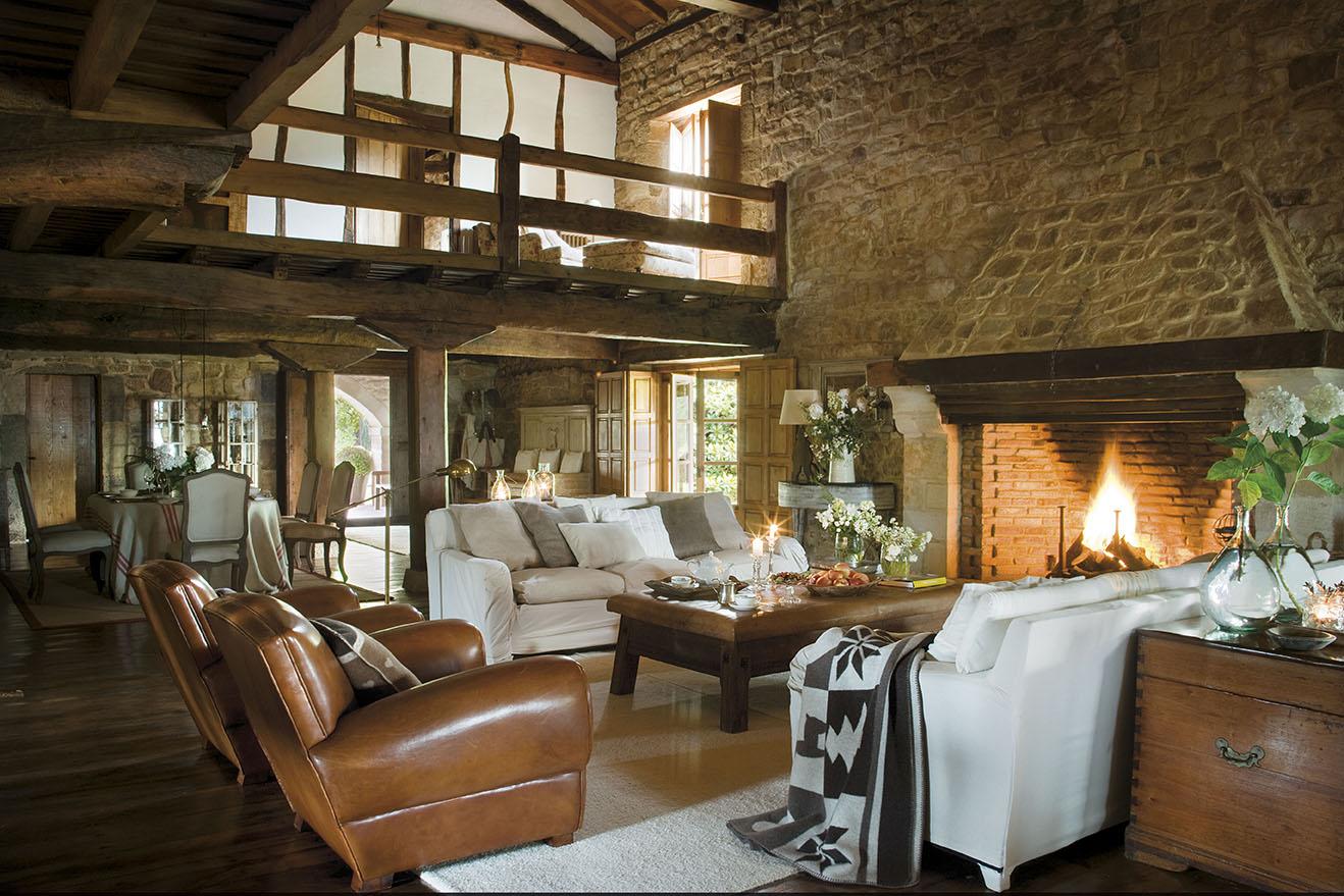 Una casa r stica en cantabria for El mueble rustico