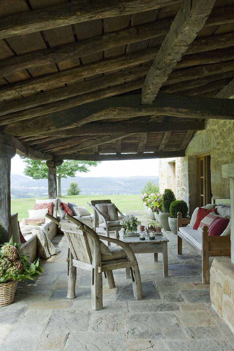Una casa r stica en cantabria - Casa rustica cantabria ...