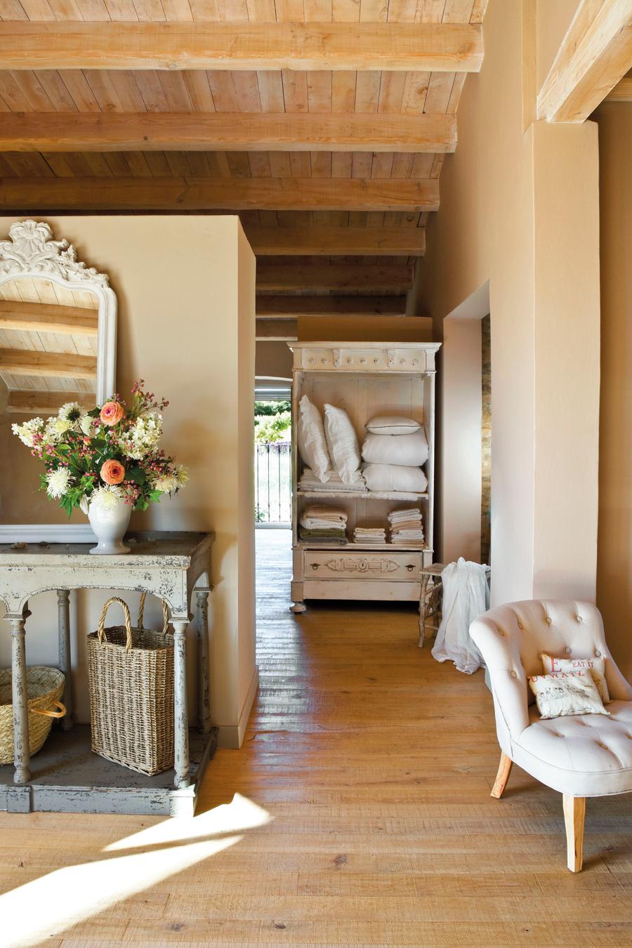 Artesanato Em Tecido ~ Decora tu dormitorio con estilo vintage
