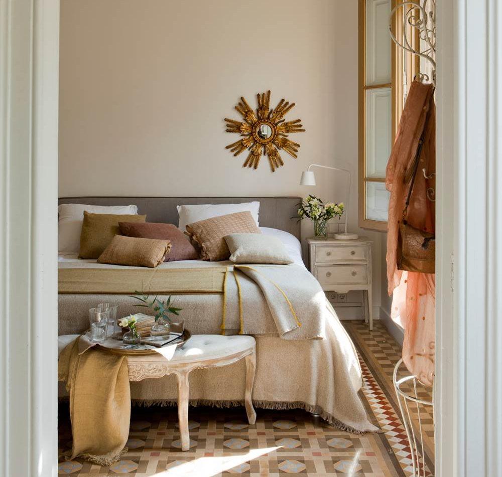 Decora tu dormitorio con estilo vintage - Dormitorio estilo vintage ...