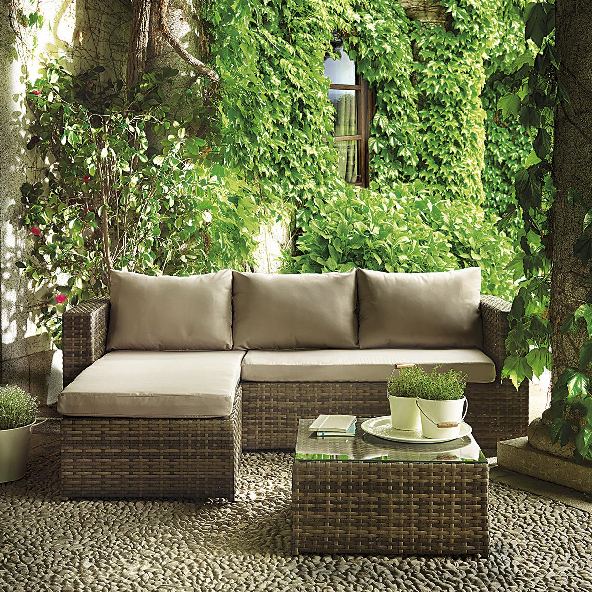 Las mejores rebajas de decoraci n for Rebajas mobiliario jardin