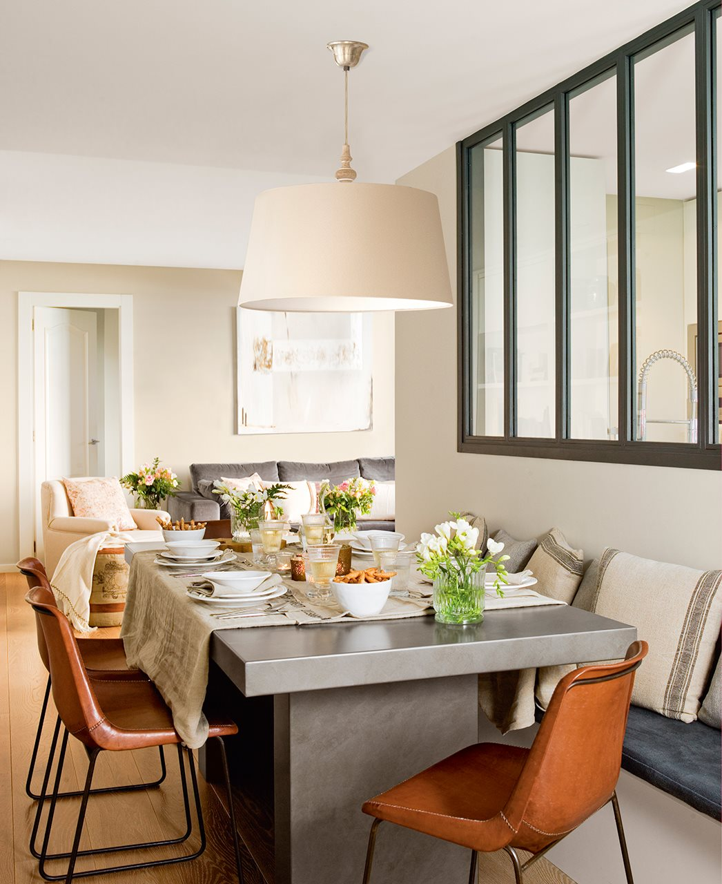 Ideas para espacios peque os for Como acomodar una casa pequena