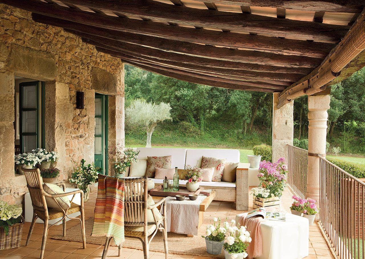 Visitamos 8 casas muy distintas por toda espa a - El porche de octaviano ...