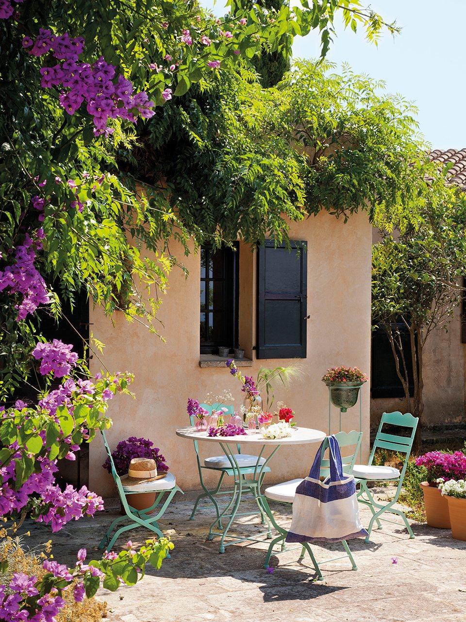 Terrazas muebles mesas e ideas para tu terraza el mueble for Terrazas 1280 a