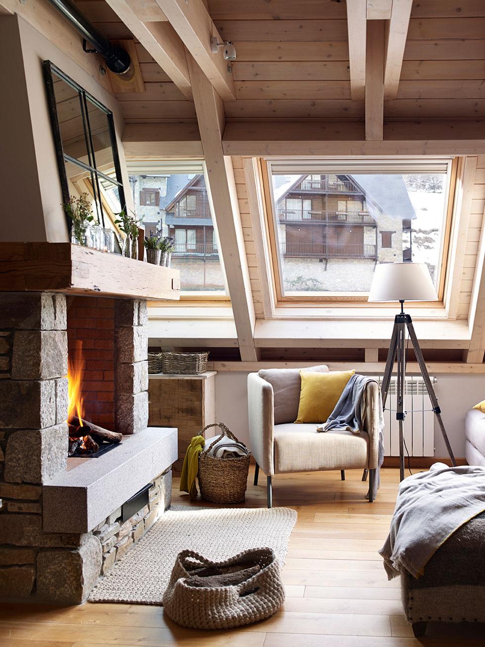 El abc de la casa ecol gica for Ventana en el techo