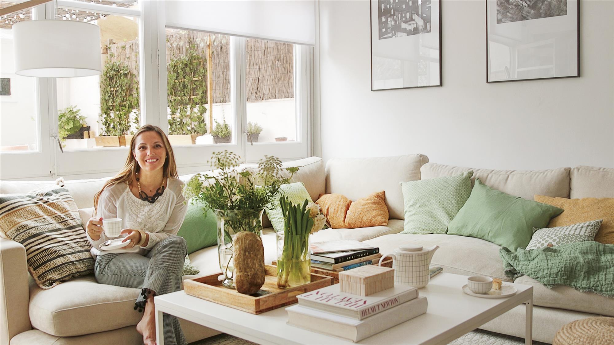 Art culos y fotograf as con las mejores mesas de centro de for Revista de decoracion el mueble