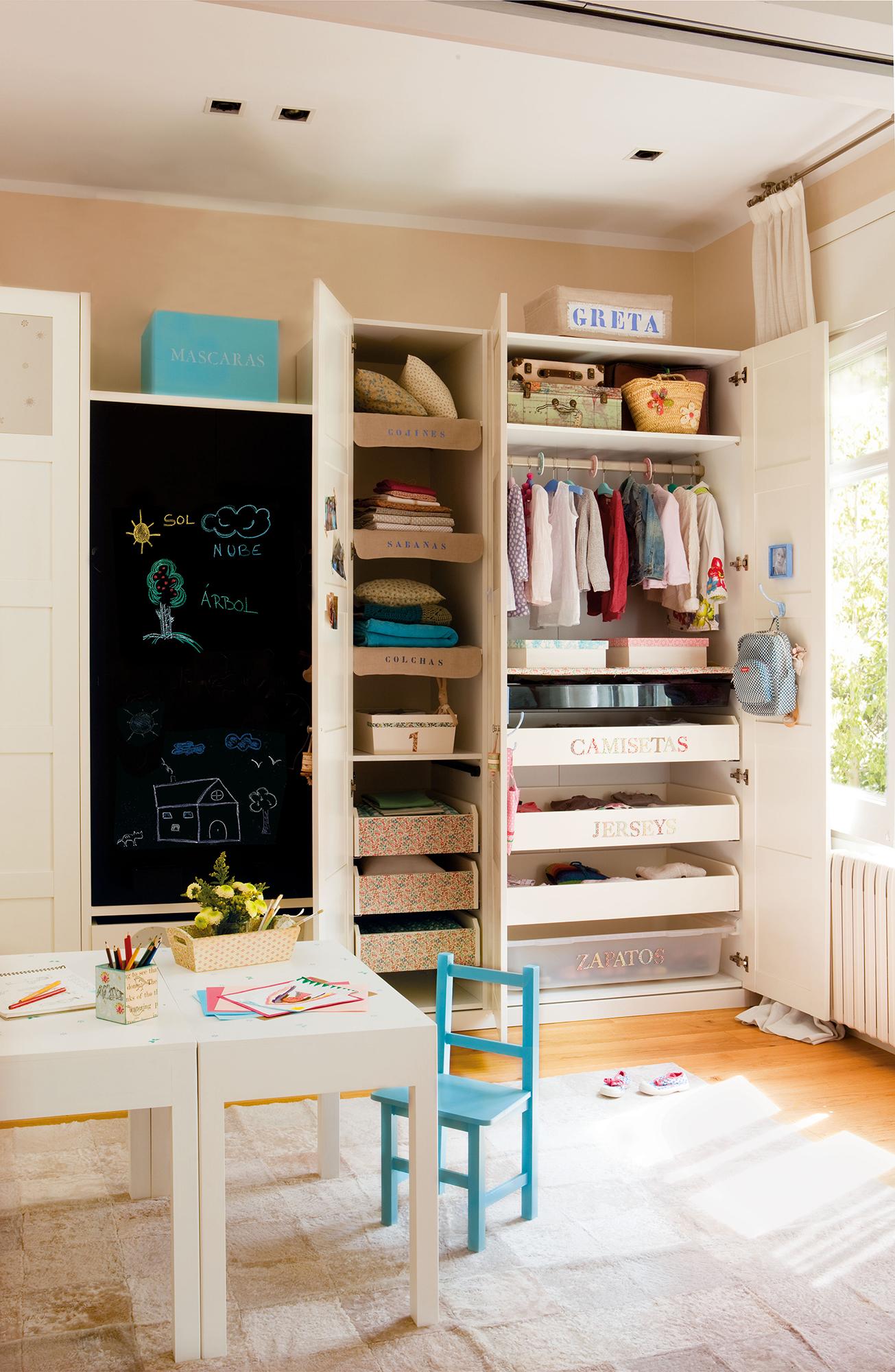 Orden Armario Bebe : Armario habitacion bebe top hermosa armarios dormitorios