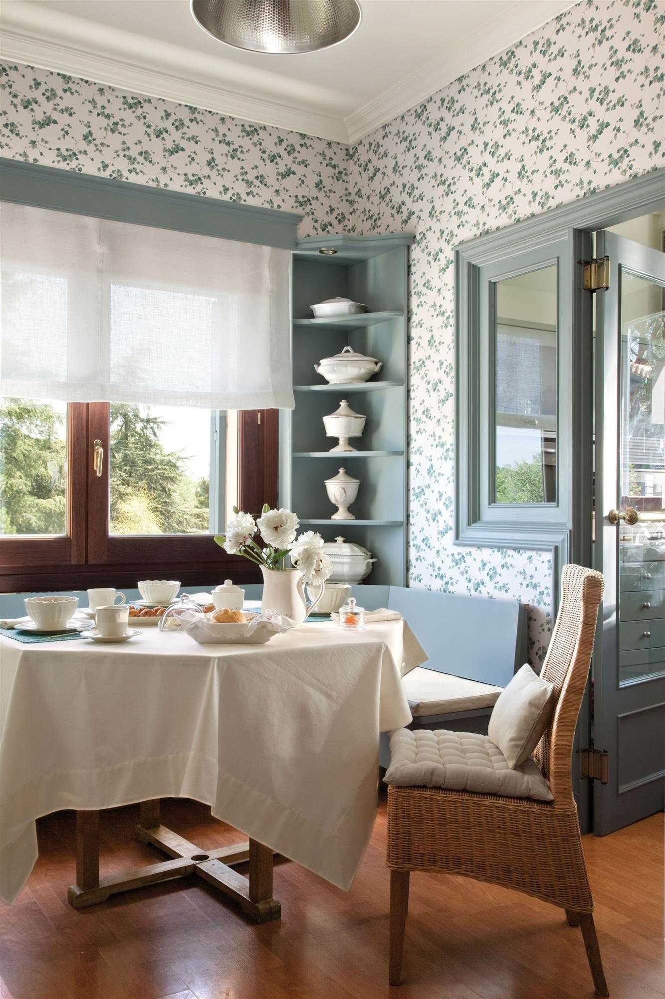 Pintura o papel pintado qu es mejor y pros y contras for Papel pintado cocina ikea