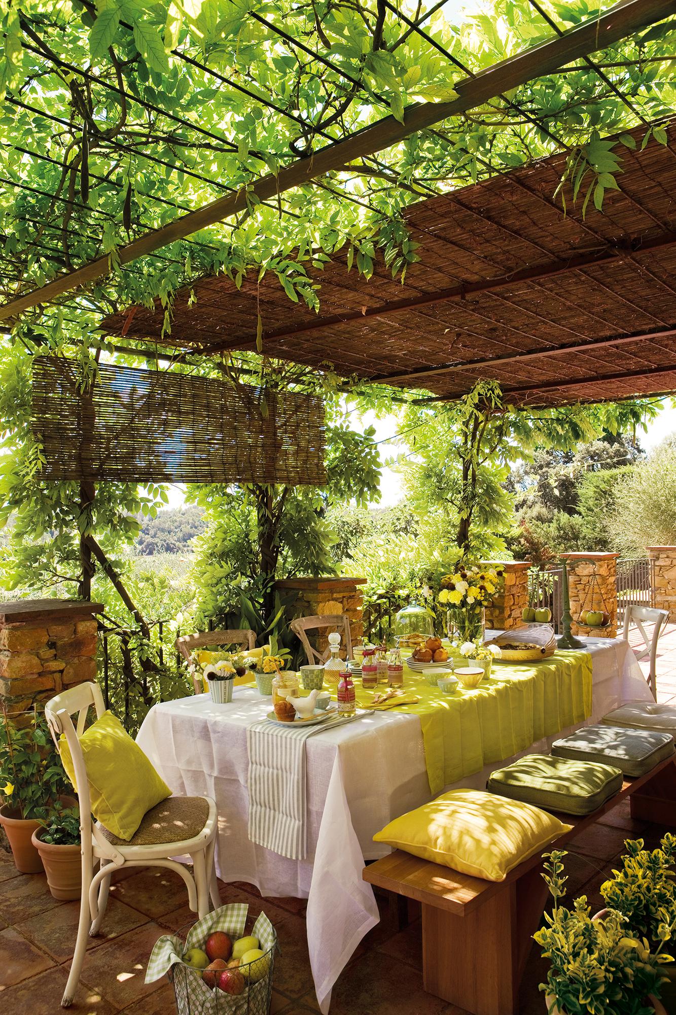 Comedores De Exterior Los 50 Mejores De El Mueble # Muebles Top Garden