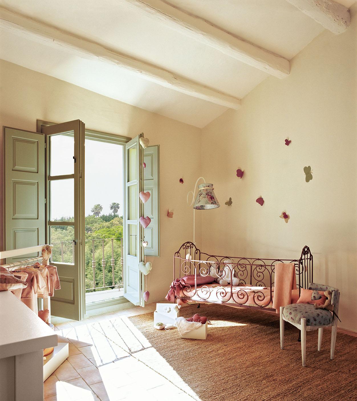 00277101. La habitación del bebé