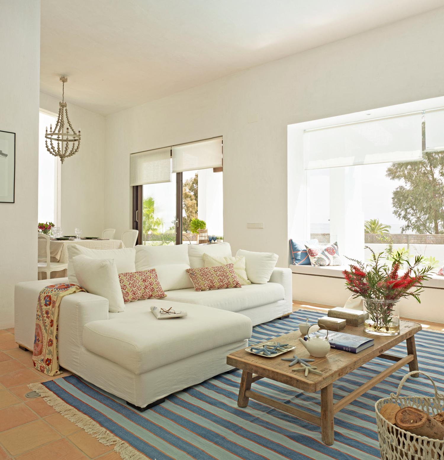 Como colocar una alfombra en el salon interesting bricolaje el tamao de la alfombra de nuestro - Como colocar alfombras ...