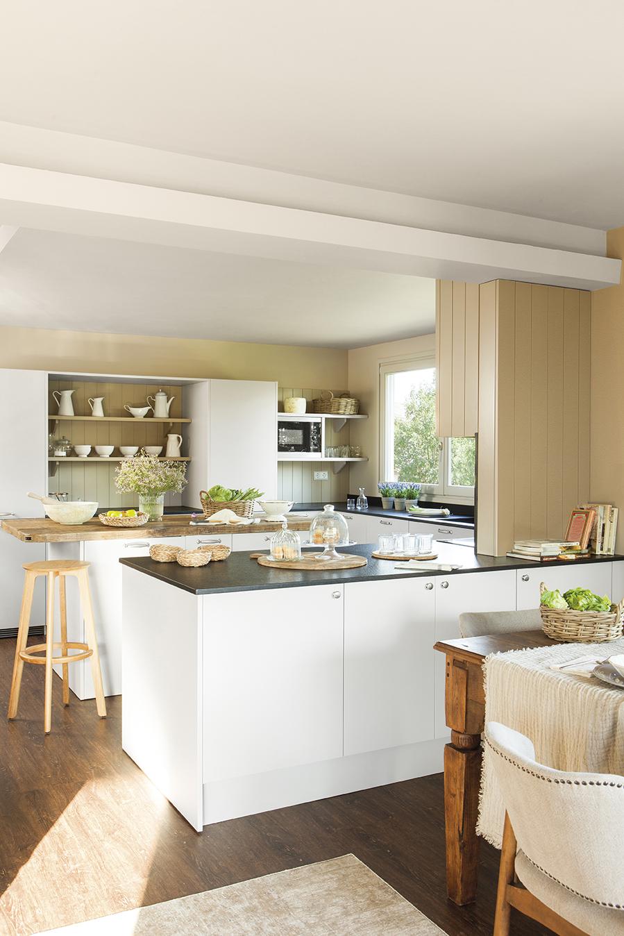 Cocinas diferentes aqu vers fotos de cocinas en distintos for Cocinas diferentes