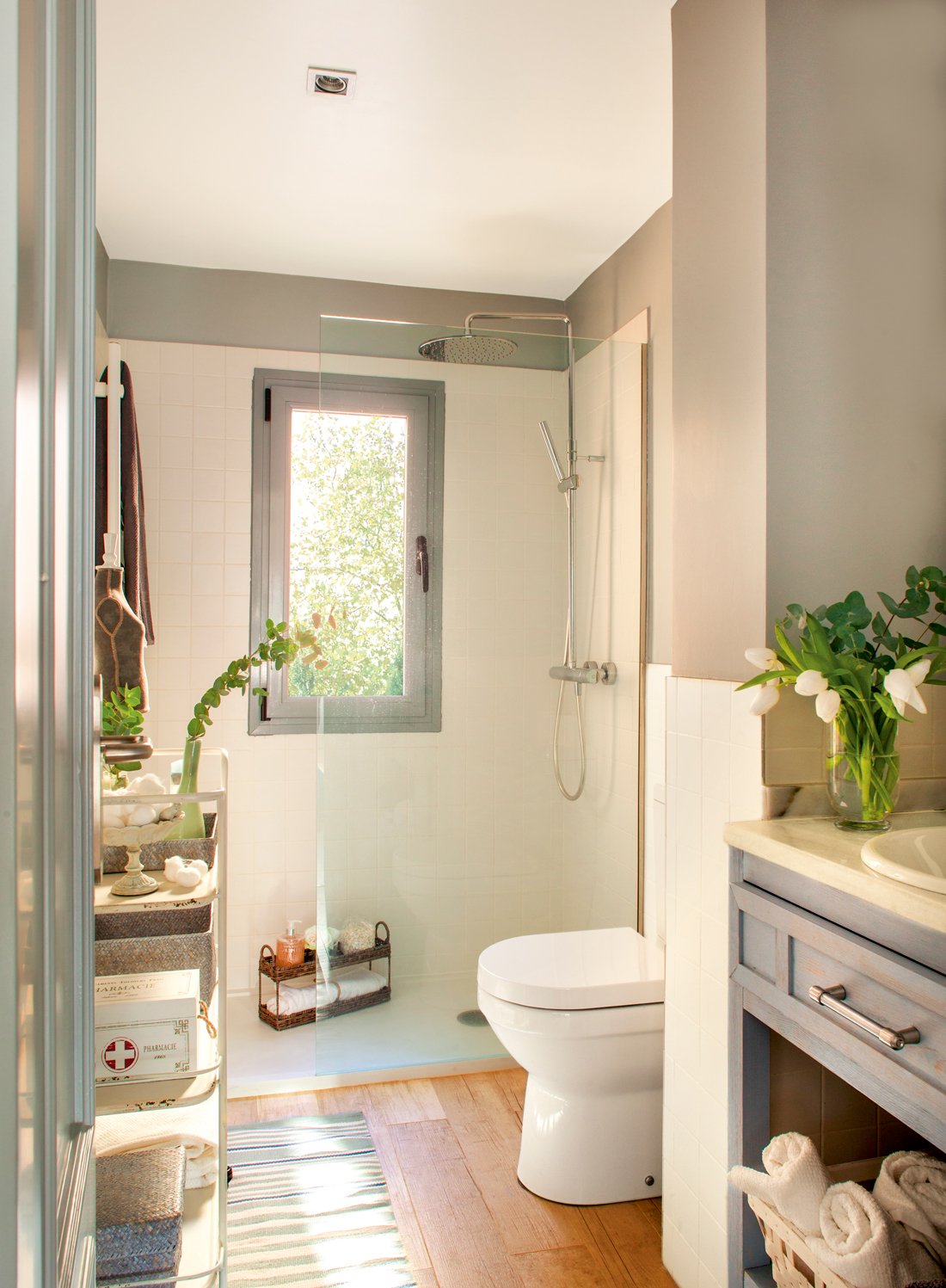 Renueva tu cocina y tu ba o sin grandes obras - Azulejos para ducha ...