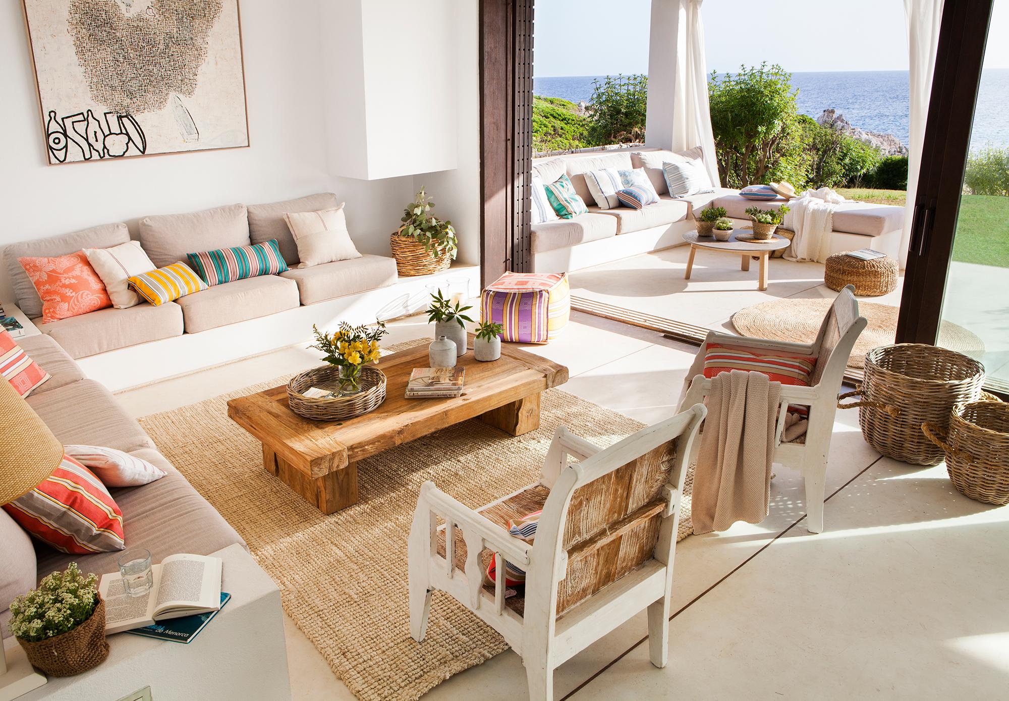 Los 15 mejores salones de verano de El Mueble y todas sus claves