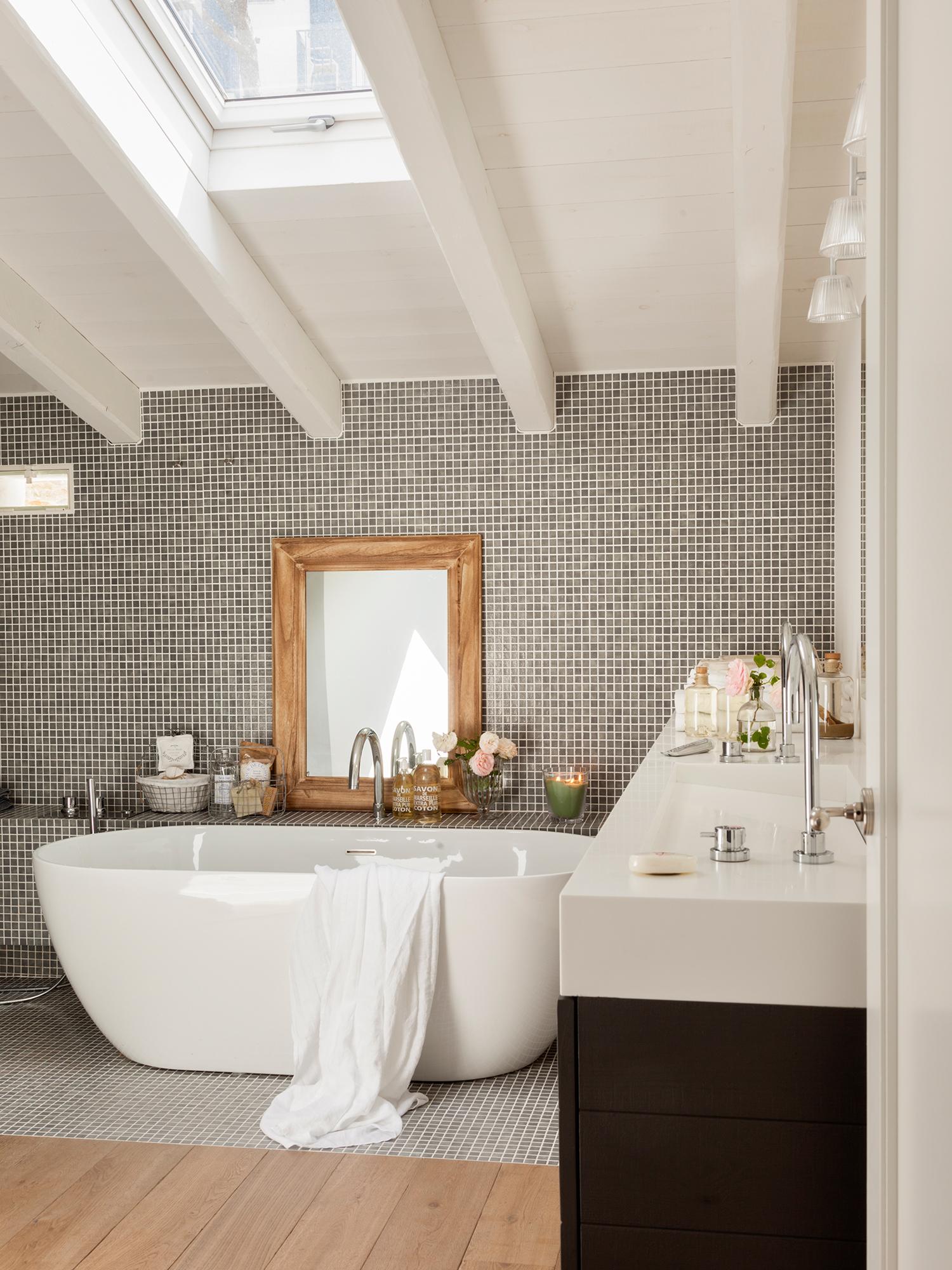 Sanitarios claves para elegir el lavamanos y el inodoro - Banos de gresite ...
